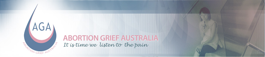 Abortion Grief Australia - It is time we listen to the pain
